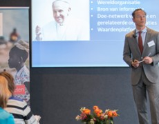 Cooperating with Religious Leaders for Peace: The Vision of Jaime de Bourbon