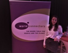 Worldconnectors op UvA Career Event