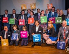 Worldconnectors lunch en SDG Impact Summit een groot succes