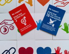 (Nederlands) Dialoog op Dinsdag #8  SDG 5 (gender) en SDG 16 (Peace and justice)
